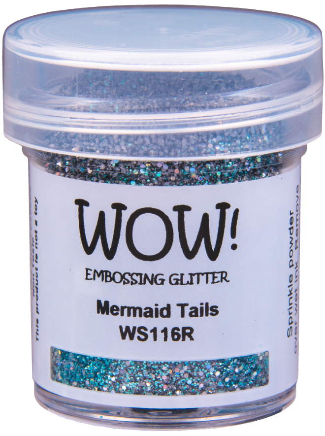 WS116  Mermaid Tails